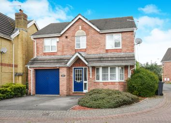 Thumbnail 4 bed detached house for sale in Palmers Drive, Ely, Cardiff