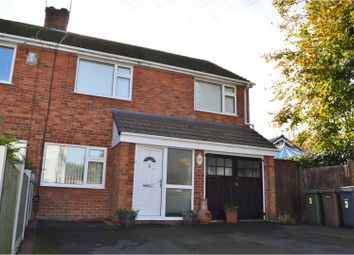 Thumbnail 3 bed semi-detached house for sale in Devonshire Place, Prenton, Wirral