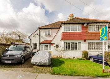 Thumbnail 4 bed property for sale in Courtland Avenue, Streatham Common