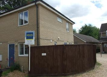Thumbnail 2 bed terraced house for sale in Mildenhall, Bury St. Edmunds, Suffolk