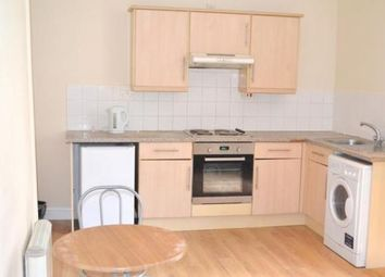 Thumbnail 1 bed flat to rent in Cradock Street, Swansea