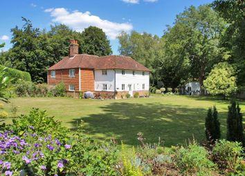The Street, Sissinghurst, Kent TN17. 4 bed semi-detached house for sale