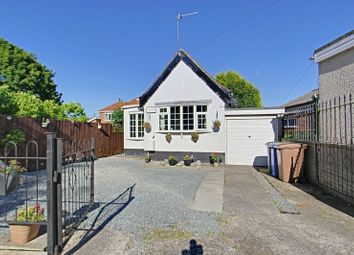Thumbnail 2 bedroom detached bungalow for sale in Station Road, Keyingham, Hull
