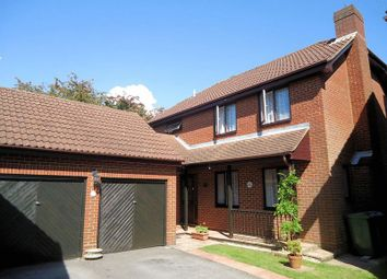 Thumbnail 4 bedroom detached house for sale in Pershore Close, Locks Heath, Southampton