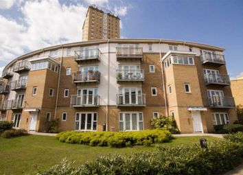 Thumbnail 1 bed flat for sale in Morton Close, London