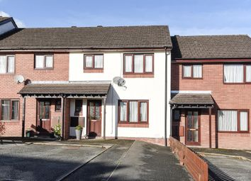 Thumbnail 3 bed end terrace house for sale in Hillcrest Close, Llandrindod Wells