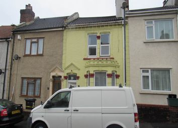 Thumbnail 3 bed terraced house to rent in Goulter Street, Barton Hill, Bristol