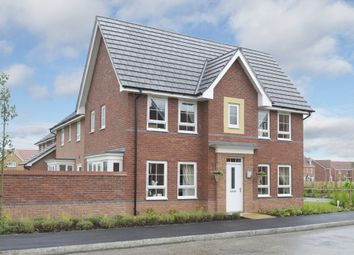 "Thumbnail 3 bed semi-detached house for sale in ""Morpeth"" at Zone 4, Burntwood Business Park, Burntwood"