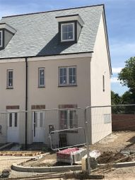 Thumbnail 3 bed semi-detached house for sale in Callington Road, Liskeard