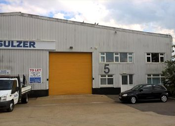 Thumbnail Light industrial to let in 5 Wyvern Way, Henwood Industrial Estate, Ashford, Kent