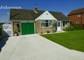 Thumbnail 3 bed detached bungalow for sale in Hushells Lane, Fosterhouses, Doncaster.