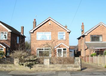 Thumbnail 3 bed detached house for sale in Grove Lane, Hale, Altrincham