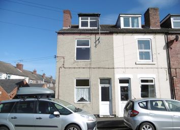 Thumbnail 3 bedroom terraced house for sale in 131 Clowne Road, Stanfree, Chesterfield