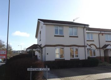 Thumbnail 3 bed end terrace house for sale in Whiteway Close, St. Annes Park, Bristol