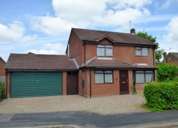 Thumbnail 4 bed detached house for sale in Meredith Gardens, Totton