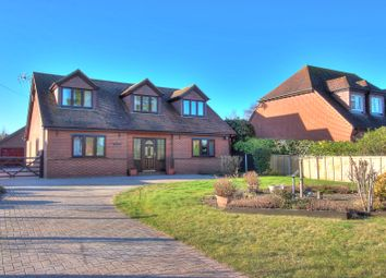 Thumbnail 5 bed detached house for sale in Sherfield Road, Bramley, Tadley