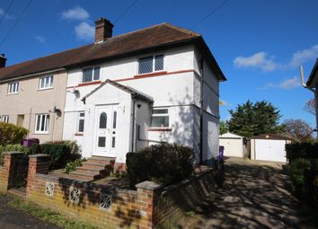 Thumbnail 3 bed end terrace house to rent in Bursland, Letchworth Garden City