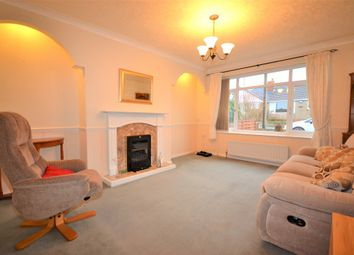 Thumbnail 3 bed semi-detached bungalow for sale in Fields Road, Lepton, Huddersfield