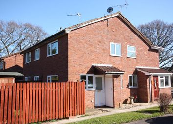 Thumbnail 1 bed end terrace house to rent in Orchid Close, Taunton