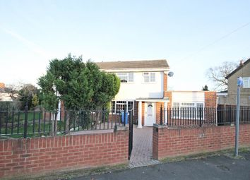 Thumbnail 4 bed semi-detached house for sale in Furze Platt Road, Maidenhead