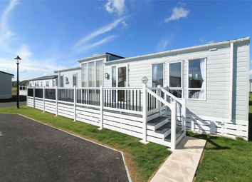 Thumbnail 2 bedroom mobile/park home for sale in Winchelsea Sands Holiday Park, Park Holidays, Winchelsea Beach, East Sussex