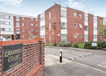 Thumbnail 2 bedroom flat for sale in Park Road South, Prenton, Wirral