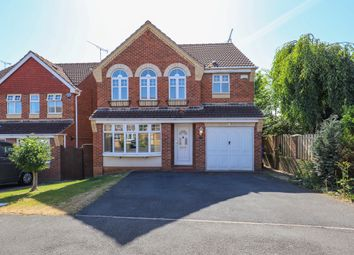 Thumbnail 4 bed detached house to rent in Ryan Drive, Woodhouse, Sheffield