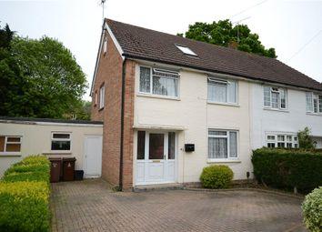 Thumbnail 3 bed semi-detached house for sale in Longs Way, Wokingham, Berkshire