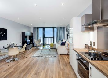 Thumbnail 2 bed flat for sale in 118-128 Christchurch Road, Colliers Wood