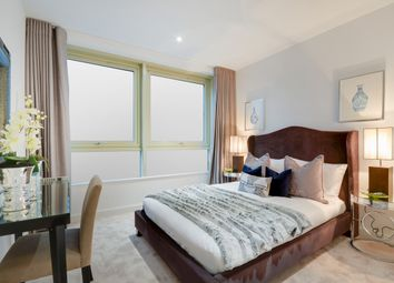 Thumbnail 1 bed flat for sale in Traders' Quarter At Royal Wharf, Starboard Way, London