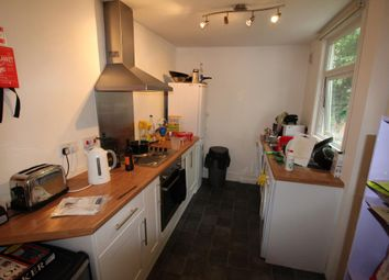 Thumbnail 4 bed terraced house to rent in Albert Road, Nottingham