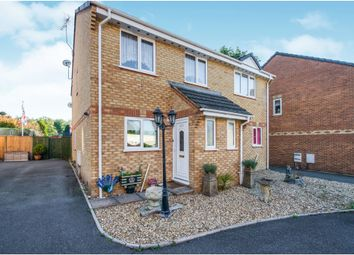 Thumbnail 3 bed semi-detached house for sale in Windsor Close, Bovington, Wareham