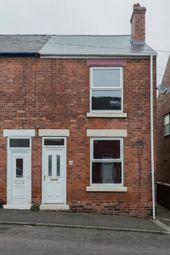 Thumbnail 2 bed end terrace house for sale in Shirland Street, Chesterfield, Derbyshire