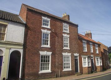 Thumbnail 2 bed property for sale in King Street, Market Rasen, Lincolnshire