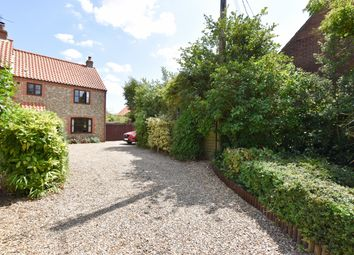 Thumbnail 3 bed cottage for sale in Church Road, Aylmerton, Norwich