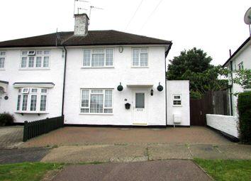 Thumbnail 3 bed semi-detached house to rent in Delius Close, Elstree, Borehamwood