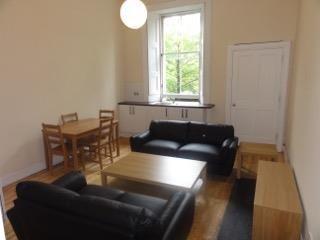 Thumbnail 3 bed flat to rent in Haymarket Terrace, Edinburgh
