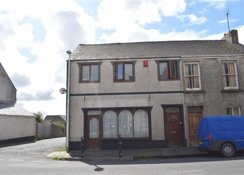 Thumbnail 3 bed end terrace house for sale in Military Road, Pennar, Pembroke Dock