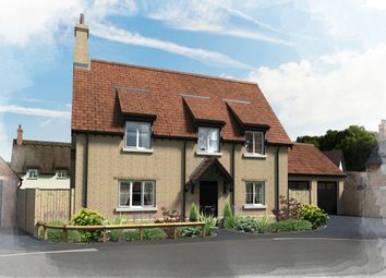 Thumbnail 4 bed detached house for sale in Plot 43, 37 Hill Place, Brington, Huntingdon