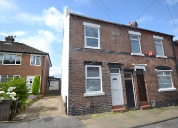 Thumbnail 2 bed end terrace house to rent in Ruxley Road, Bucknall, Stoke-On-Trent