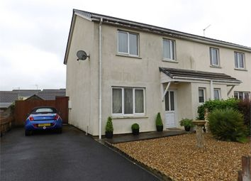 Thumbnail 3 bed semi-detached house for sale in Valley Road, Saundersfoot, Pembrokeshire