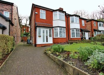 Thumbnail 3 bed semi-detached house for sale in Mayfield Road, Salford, Manchester