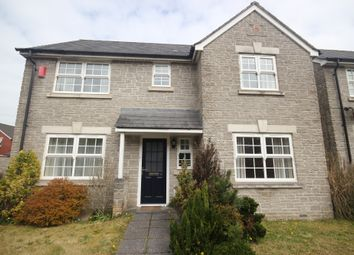 Thumbnail 4 bed detached house to rent in Temeraire Road, Plymouth