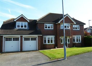 Thumbnail 5 bed detached house for sale in Grassholme Road, Hartlepool, Durham