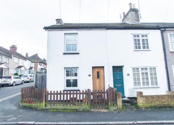 Thumbnail 2 bed end terrace house for sale in Great Eastern Road, Warley, Brentwood
