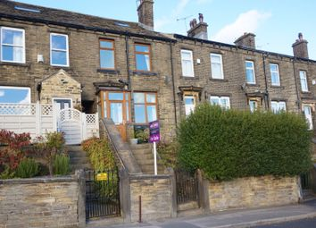 Thumbnail 3 bed terraced house for sale in Cliffe Terrace, Denholme