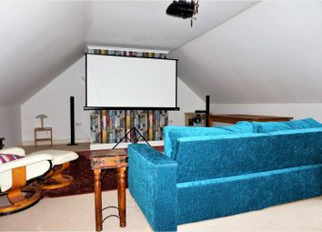 Thumbnail 4 bedroom terraced house for sale in Needham Court, Yaxley