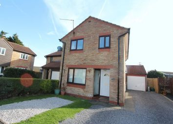 Thumbnail 3 bed detached house for sale in Beaufort Way, Rhoose, Barry