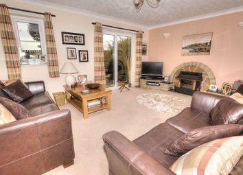 Thumbnail 4 bed detached house for sale in Dene Close, Felton, Morpeth