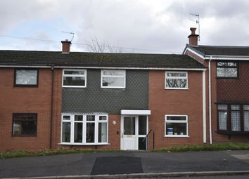 Thumbnail 3 bed town house to rent in Longton Hall Road, Longton, Stoke-On-Trent